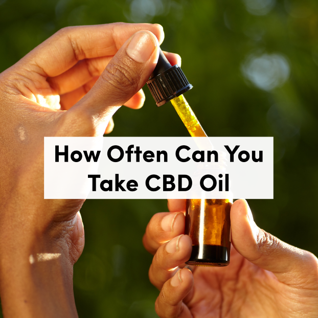 How Often Can You Take CBD Oil