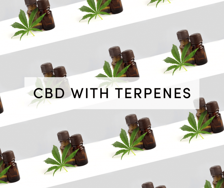 cbd with terpenes