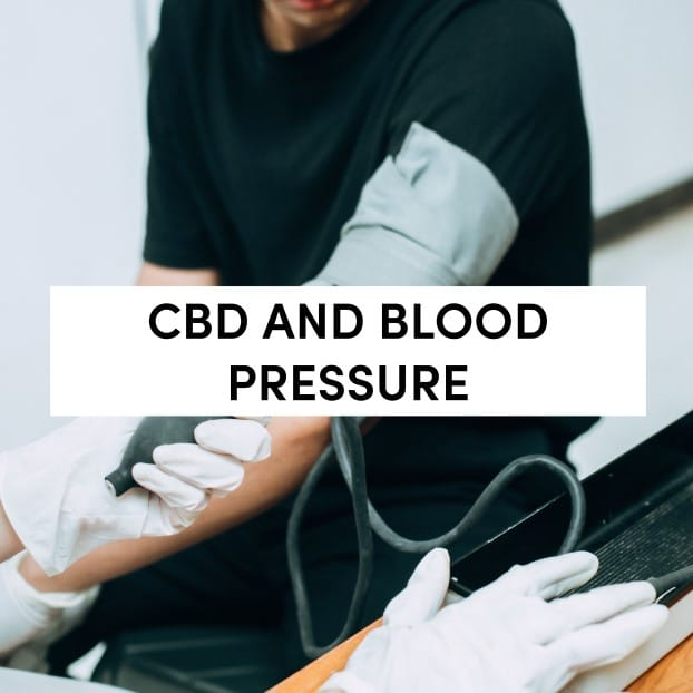 CBD And Blood Pressure